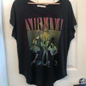 😵 Nirvana Graphic T-Shirt 😵